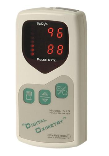 Novametrix 513 Pulse Oximeter