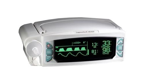 Smiths Medical Capnocheck Sleep Oximeter