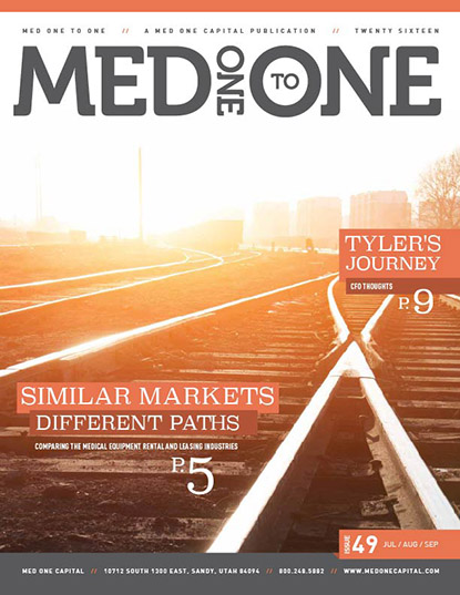 Med One to One Number 49 Cover