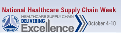 National Healthcare Supply Chain Week