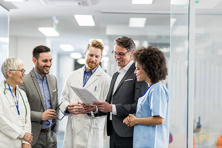 A Quick Look at the Role of the Healthcare CFO's World