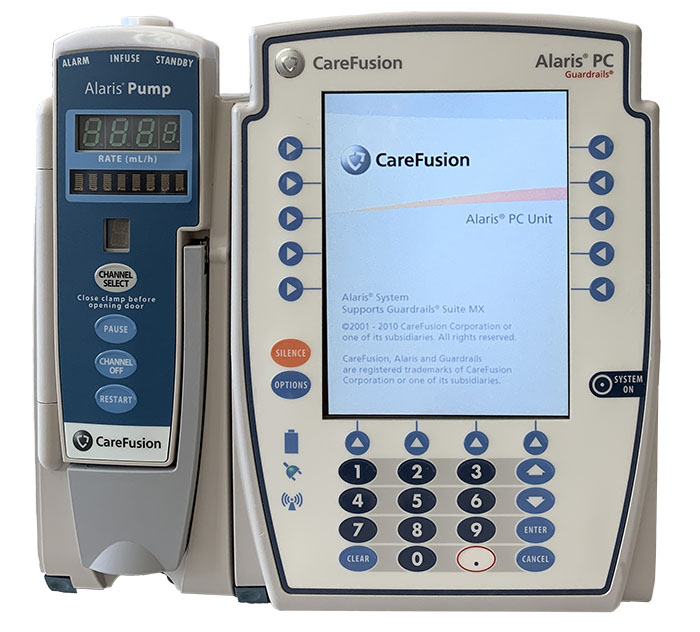 Benefits of the Many Models of Alaris Infusion Pump