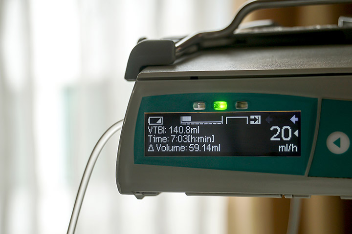 Improving Care with Automated IV Pumps