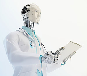 Medical Doctor Robot