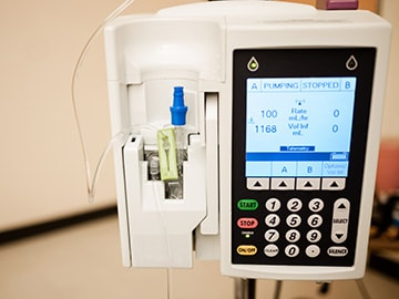 Smart Electric Infusion Pump