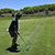 Ken Dohnal Golfing at the CHOICE Humanitarian Open