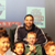 Deron Williams with children at Be team player read event