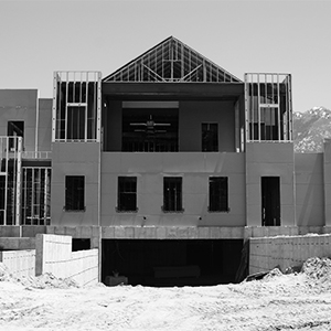 Construction of Med One Group building in Sandy Utah