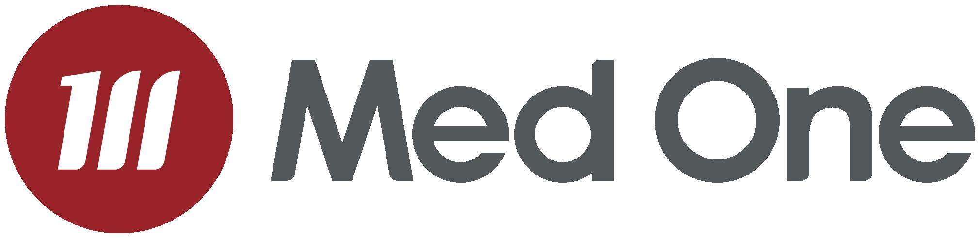 Med One Group Logo Main