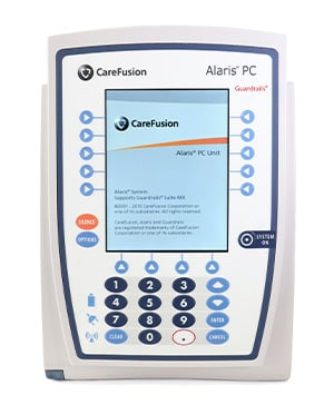 The Alaris 8015 infusion pump