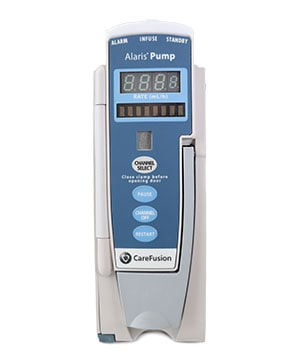 Medical Equipment by Alaris: Alaris 8100 Infusion Pump