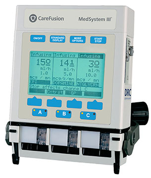 Alaris MedSystem III Infusion Pump by CareFusion