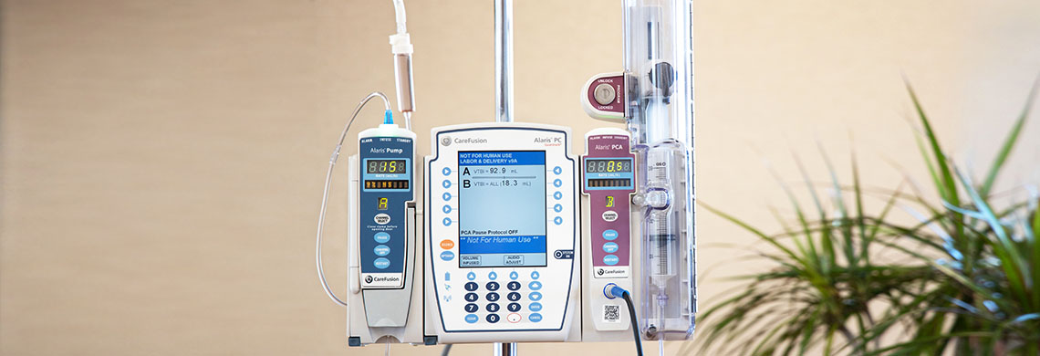 Alaris Infusion Pumps