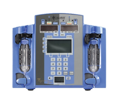 Alaris 7230 Infusion Pump Buy Rent Or Lease