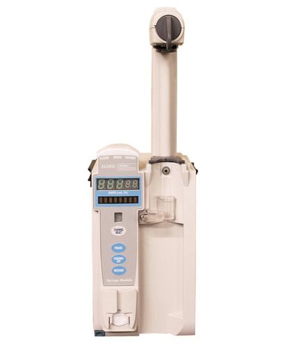 Alaris 8110 Syringe Pump Module