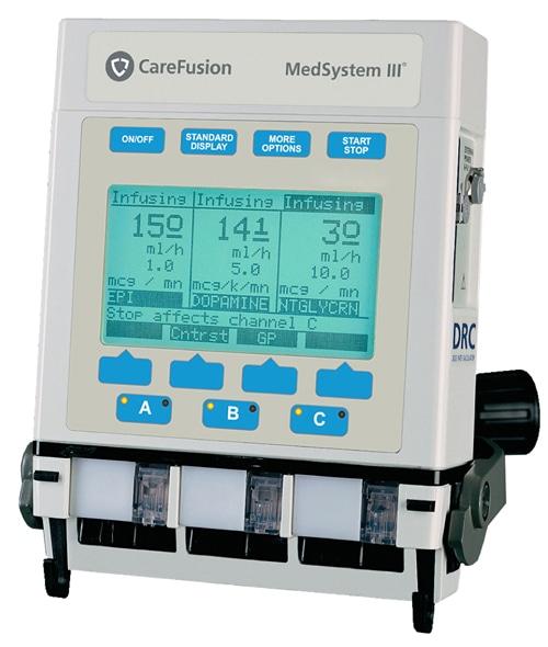 Alaris MedSystem III 2865B Infusion Pump