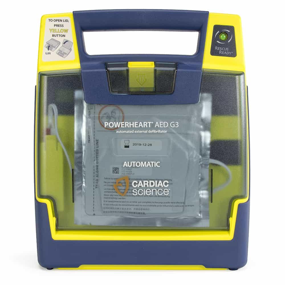 Cardiac Science AED G3 9300A-001