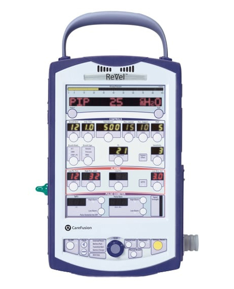 CareFusion ReVel Ventilator