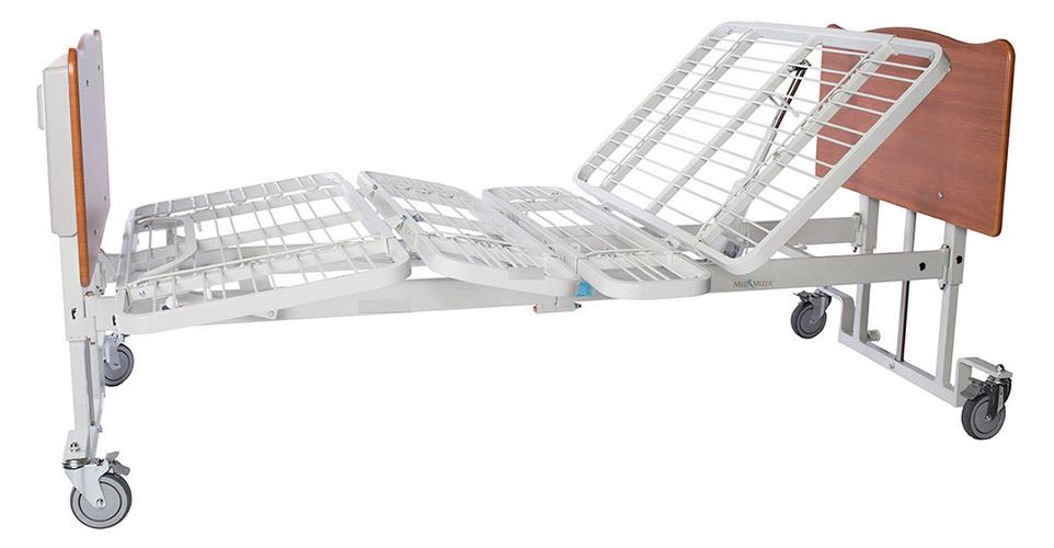 Med-Mizer EX 8000 Bariatric Bed