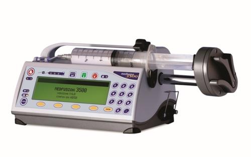 MedFusion 3500 128k Syringe Pump