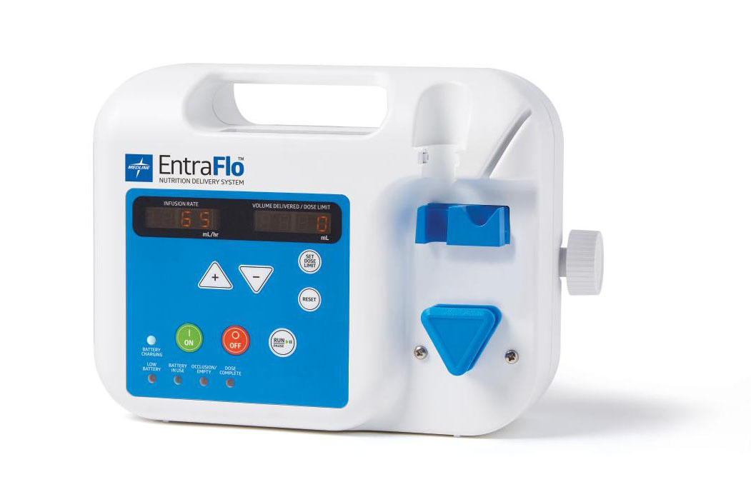 Medline EntraFlo 199235 Enteral Feeding Pump