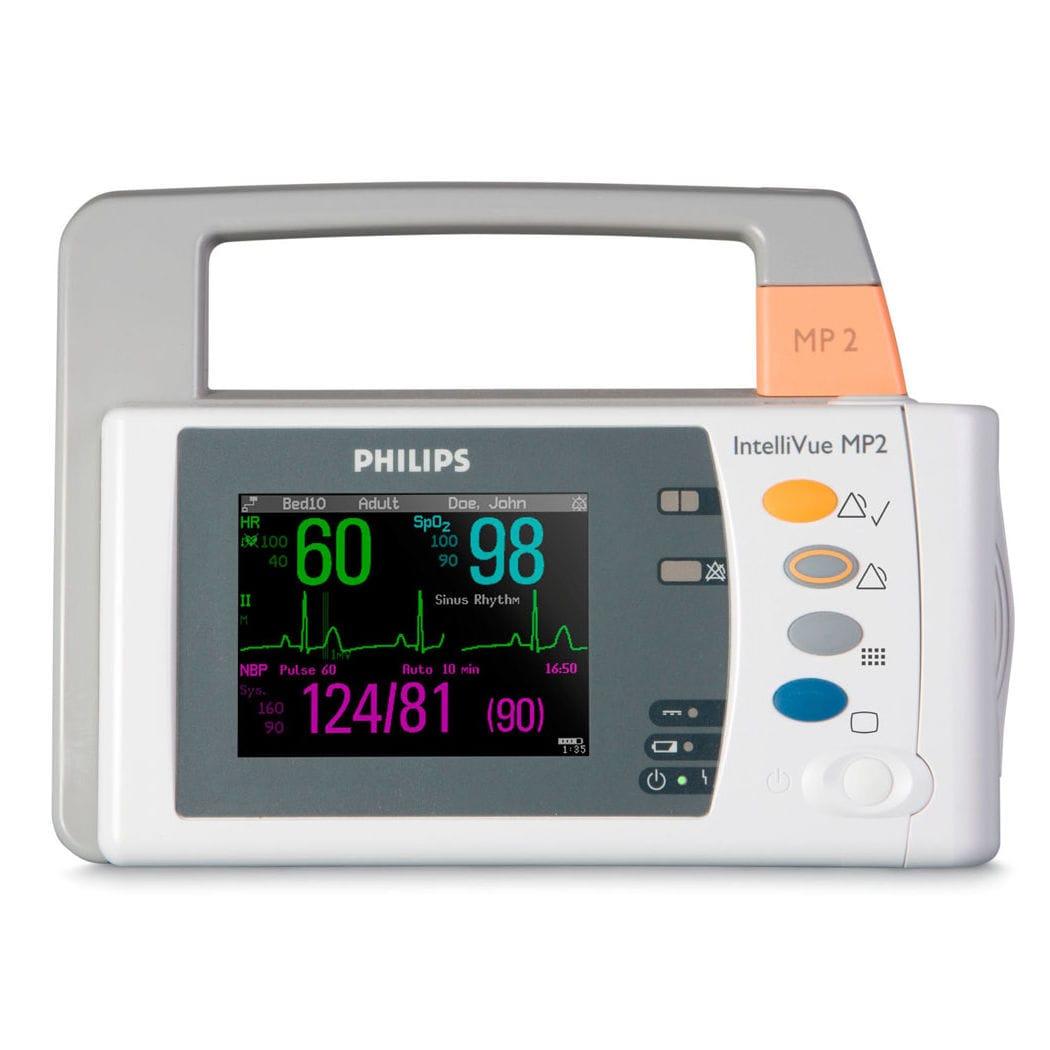 Philips Intellivue MP2 Patient Transport Monitor