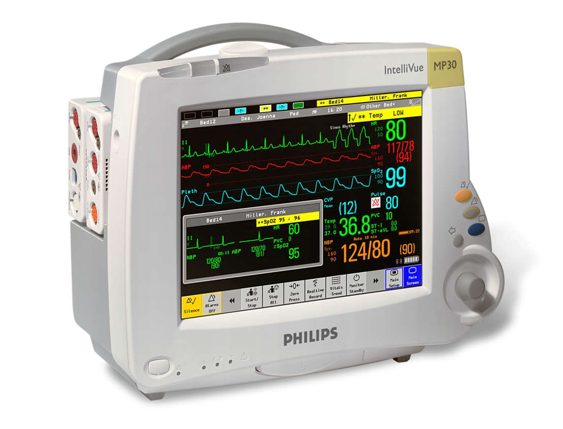 Philips MP30 Intellivue Monitors