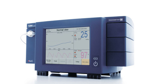 Radiometer TCM CombiM Monitor