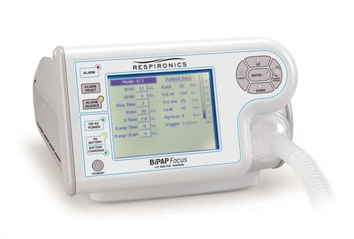 Respironics Focus Ventilator