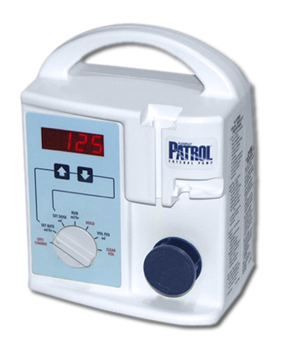 Ross Patrol Enteral Feeding Pump