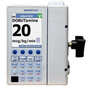 Sigma Spectrum-Baxter Infusion Pump