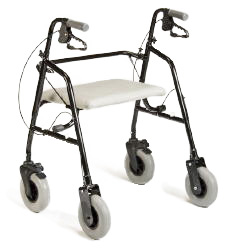 TFI Grand Line Wide Rollaider Bariatric Walker