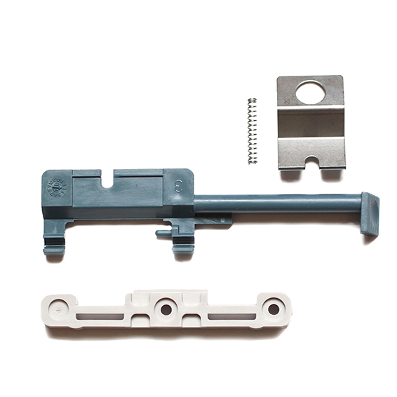 Alaris 8100 Foot Latch