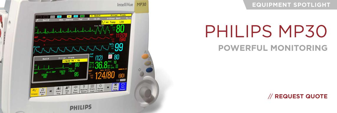Philips MP30 Monitor