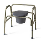 Guardian Bariatric Commode