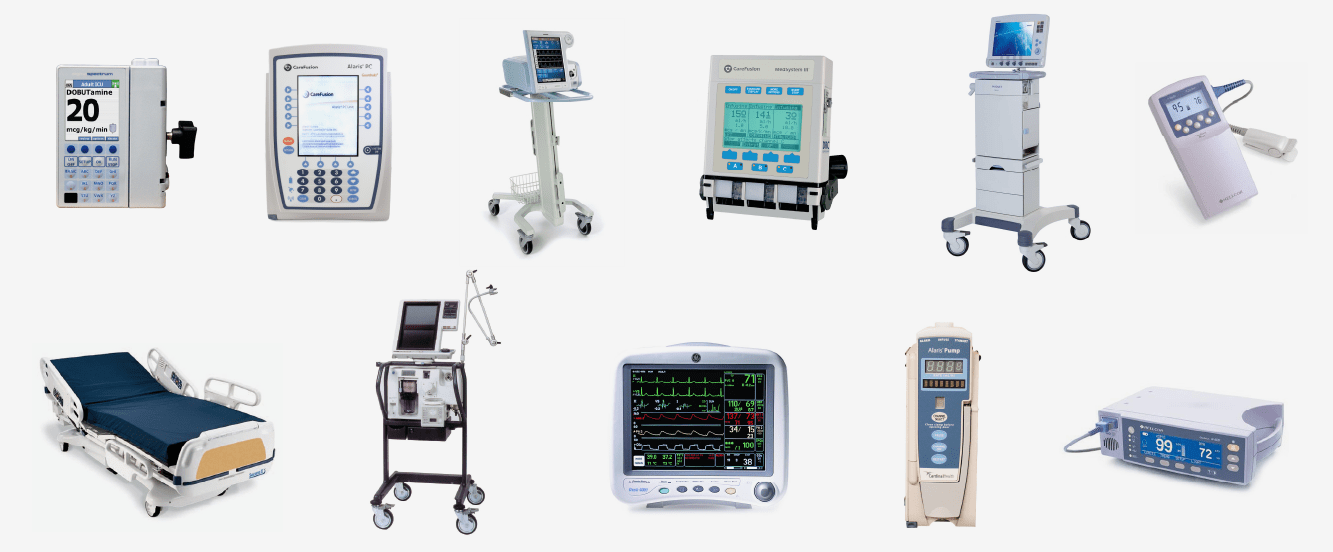 Medical Equipment Sales