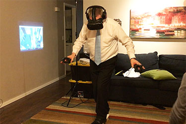 VR Setup