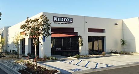 Med One Corona California Building