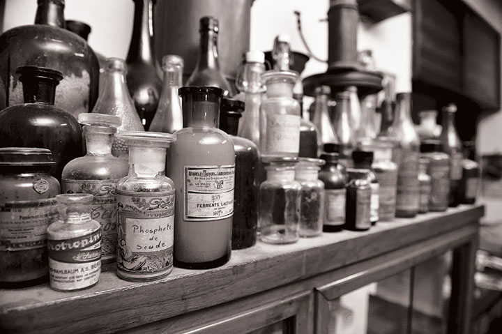 Antique Medicine
