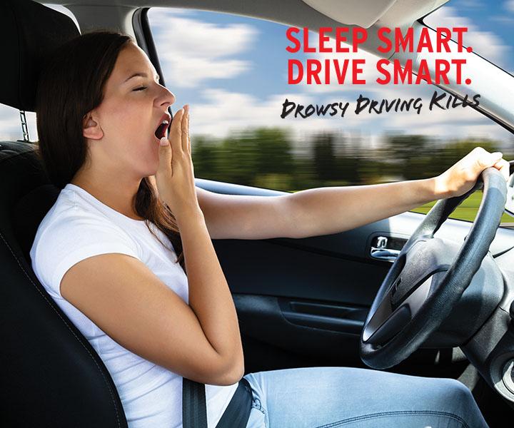 Sleep Smart Drive Smart