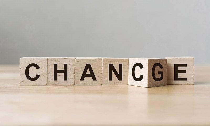 Chance to Change Blocks