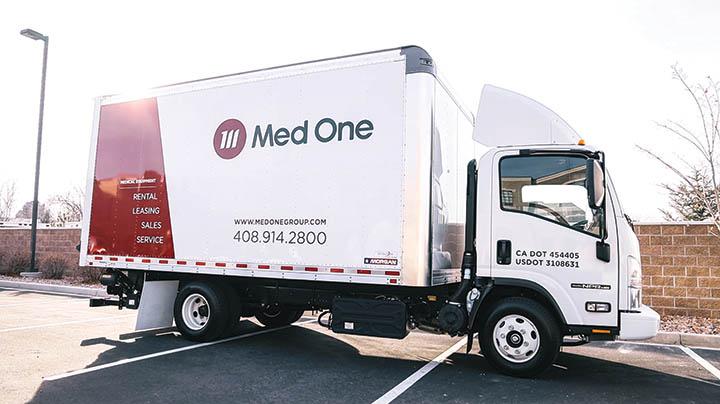 Med One Truck