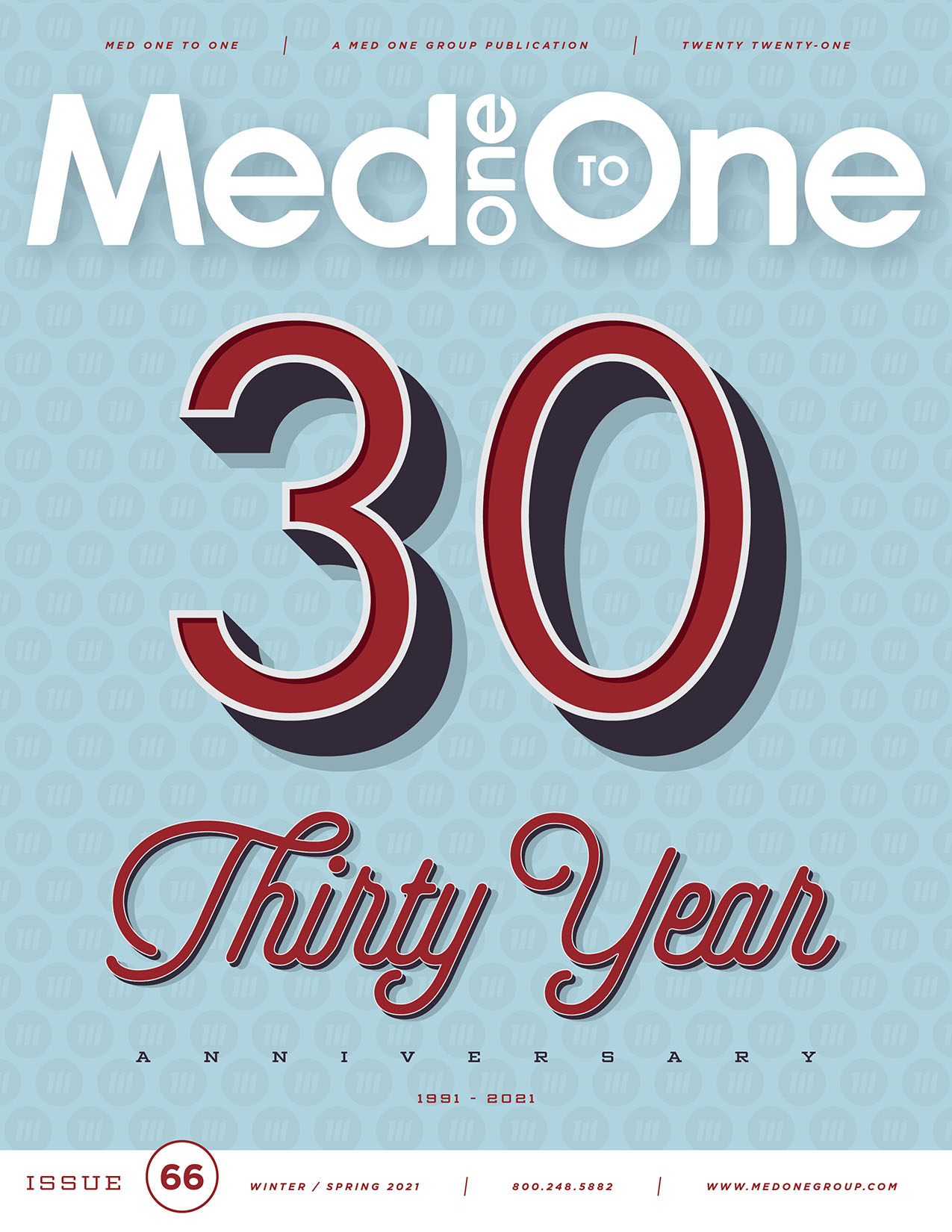 Med One To One Number 66 Cover