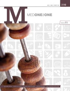 Med One to One Number 21 Cover