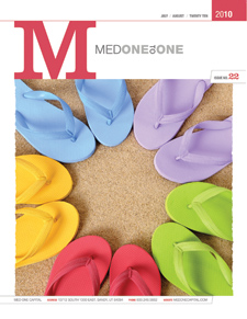 Med One to One Number 22 Cover