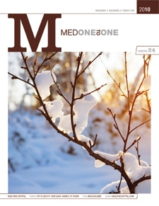 Med One to One Number 24 Cover