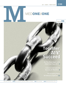 Med One to One Number 28 Cover