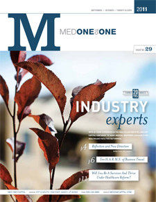 Med One to One Number 29 Cover