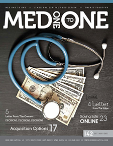 Med One to One Number 42 Cover