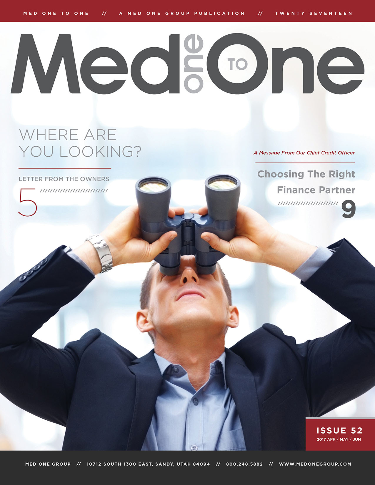 Med One To One Number 52 Cover